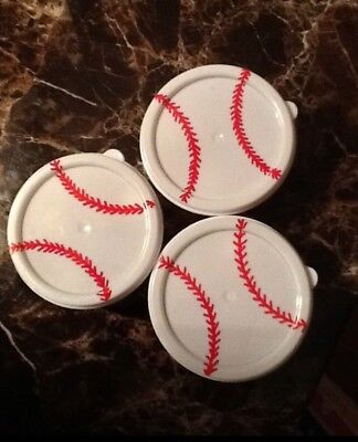 Baseball Mini Container Birthday Party Favor