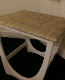 Upcycled side tables for sale