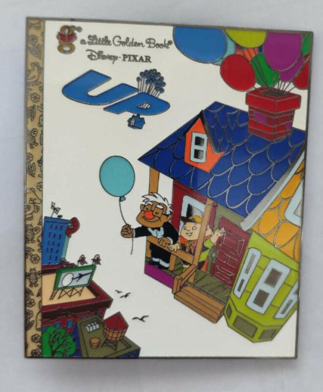"PIN UP CARL FREDRICKSEN RUSSELL HOUSE BALLOONS 3"" JUMBO LIMITED EDITION"