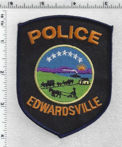 Edwardsville Police (Kansas) 1st Issue Shoulder Patch