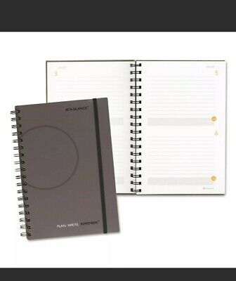 At-a-glance Plan. Write. Remember. Planning Notebook Two Days Per Page New