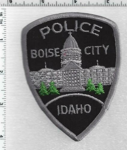 Boise Police (Idaho) 1st Issue Subdued Shoulder Patch