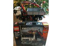 Lego Technic Mercedes-Benz Arocs Truck 3245 (42043)