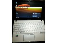 "SAMSUNG N series 10"" laptop / netbook NC110-AM3UK , Intel N550, 2GB RAM, WiFi, Bluetooth, fresh W10"