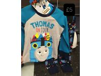 THOMAS THE TANK ENGINE PJS 12/18MTHS