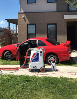 Mobile car steam cleaning, free quotes , CHEAP