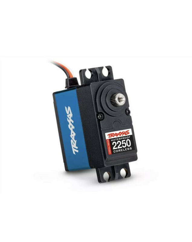 Traxxas 2250 - Waterproof High Torque 330 Coreless Metal Gear Digital Servo