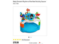 Baby Einstein activity seat