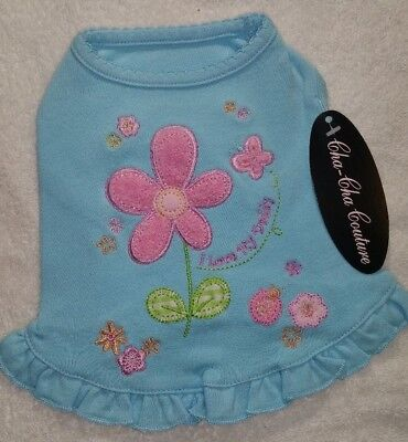 Dog Clothing I LOVE MY DADDY Tank Top Cha cha Couture  SIZES: XS, S, M, L