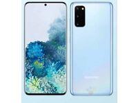 Samsung Galaxy S20 5G Cloud Blue Vodafone