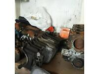 Ford zetec engine rs zvh turbo kit car
