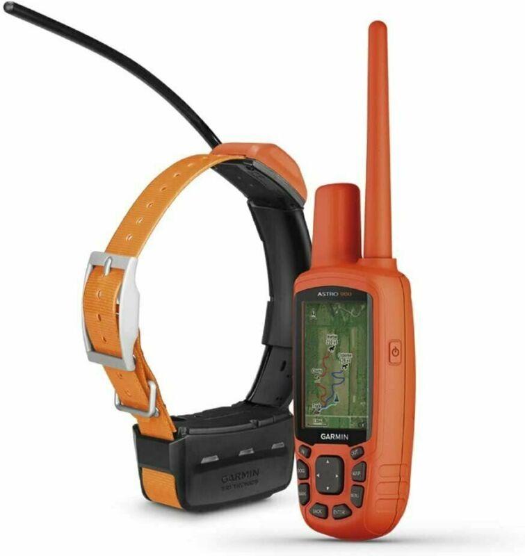 Garmin Astro 900 Dog Tracking Bundle Includes Handheld and Dog Device - BRAND NE