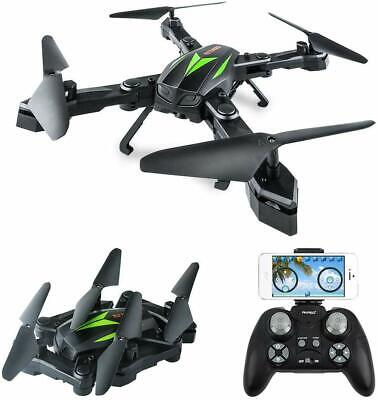 A200 Drone w/Camera 720P FPV Live Video Altitude Hold Foldable Arms Drones AKASO