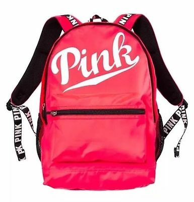 RARE! VICTORIA'S SECRET PINK CAMPUS BACKPACK GYM SCHOOL TOTE BAG FULL SIZE NEW