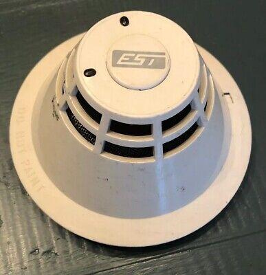Fire Alarm Est Siga-pd Edwards Intelligent Smoke Detector Free Shipping