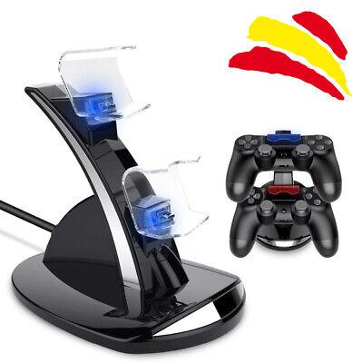 Base de carga mando PlayStation 4 Cargador game controller pad ps4 -...