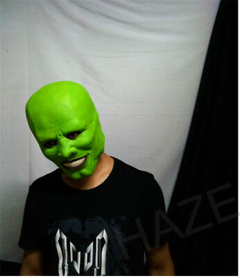 The Mask Movie Jim Carrey Cosplay Halloween Party Funcy Dress Adult Props DSA