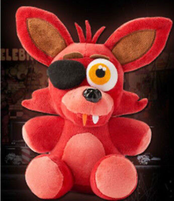 Fnaf Five Nights At Freddys Sanshee Plushie Toy 6  Plush Foxy Kids Toys Gifts