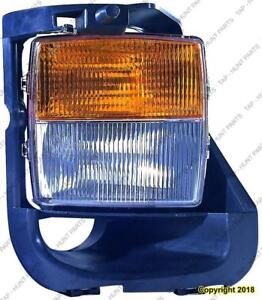 Signal Lamp With Fog Driver Side (Cts-V) High Quality Cadillac CTS 2004-2007