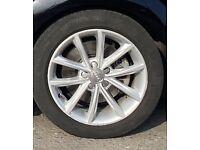 Audi TT alloys 17 inch