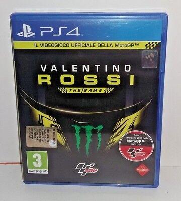 Valentino Rossi - The Game PS4 USATO ITA