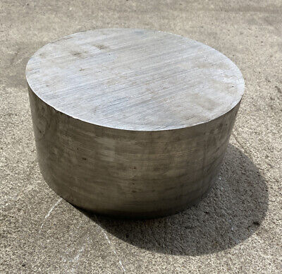 Used 5 304 Stainless Steel Round Bar Stock 5 X 3 Length