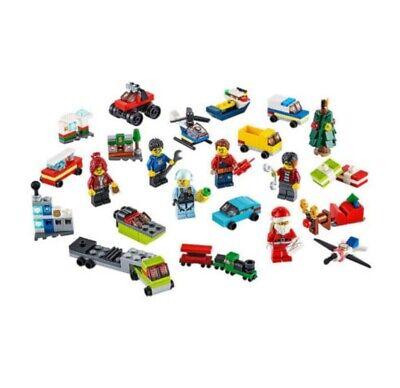 LEGO® City Advent Calendar 2020 Building Set 60268 NEW