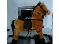 Rocking Horse £10