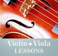 Violin & Viola Teacher in Mississauga