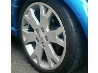 Vauxhall astra gsi snowflakes 5x110