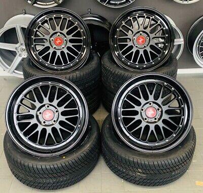 19 Zoll KT22 Felgen für Mercedes CLK W208 W209 GLA GLC 43 AMG GLK 45 SLK 55 32