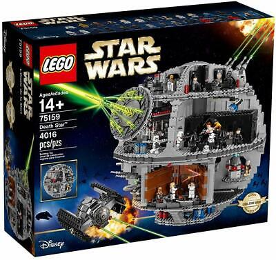 Erector Sets For Adults (LEGO Star Wars Death Star 75159 Space Station Building Kit For Kids And Adults)