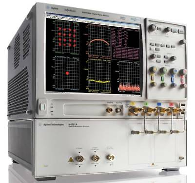 Keysight Agilent N4391a Optical Modulation Analyzer W Mfg Calibration 250k List