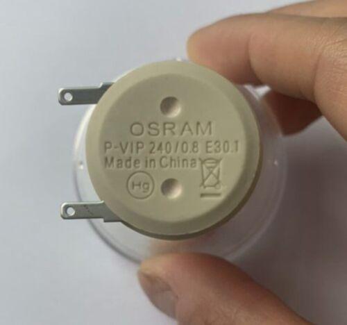 NEW ORIGINAL PROJECTOR LAMP BULB FOR PROJECTOR OSRAM P-VIP 240/0.8 E30.1