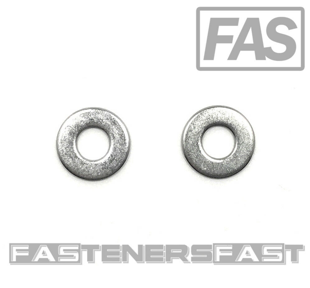 """1/4"""" Stainless Steel Flat Washer  Fast Free Shipping"""