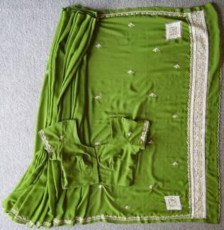 Sari / Saree / Indian Dress / Bollywood / Punjabi dress (#51)