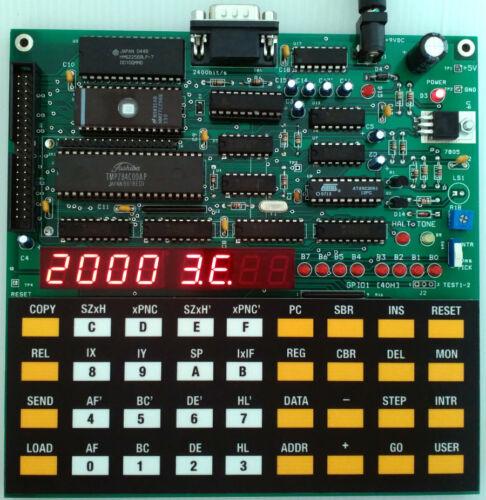 Z80 Microprocessor Kit