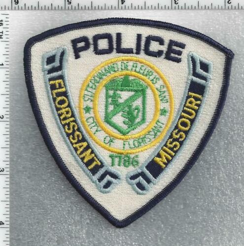 Florissant Police (Missouri) 2nd Issue Shoulder Patch