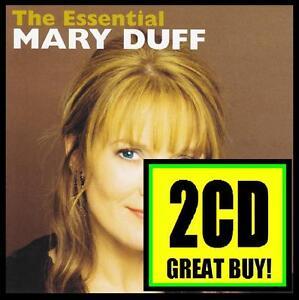 MARY DUFF (2 CD) THE ESSENTIAL CD ~ IRISH / IRELAND ( DANIEL O'DONNELL ) *NEW*