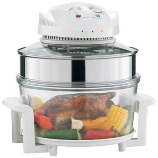 Tiffany Portable Electric 17L Turbo Convection Oven