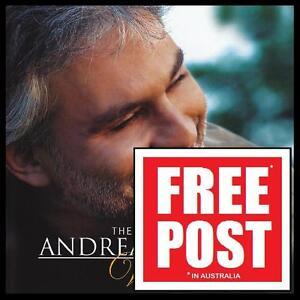 ANDREA BOCELLI - VIVERE : BEST OF CD ~ CELINE DION~SARAH BRIGHTMAN~KENNY G *NEW*