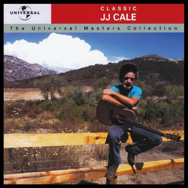 JJ CALE - CLASSIC UNIVERSAL MASTERS COLLECTION D/Rem CD ~ 70's BLUES J.J. *NEW*