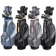 NEW Callaway Solaire - Complete Ladies Golf Package Set - 11 Piece - 2019