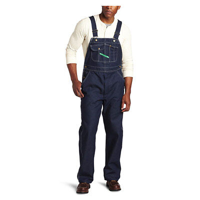 Bib Overalls Hi Back Zipper - KEY Industries Bib Overall - Hi Back w/ Zippered Fly - 273