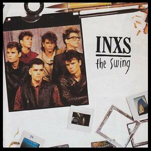 INXS - THE SWING D/Remaster CD ~ MICHAEL HUTCHENCE ~ 80's AUSTRALIAN ROCK *NEW*