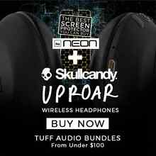 Baby proof your phone. Neon Tuff / Skullcandy TUFF Audio bundles Sydney City Inner Sydney Preview