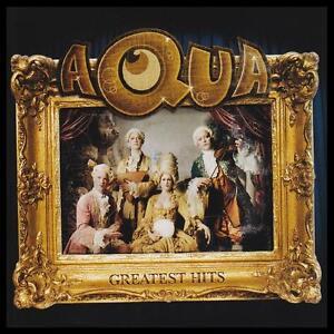 AQUA - GREATEST HITS CD ~ BARBIE GIRL~DOCTOR JONES +++ 90's POP / DANCE *NEW*