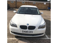 Excellent BMW 530d. Full Grey leather. Great condition. Superb Drive. Long MOT.