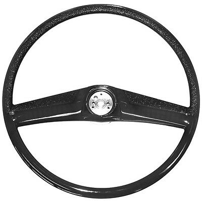 1969 1970 1971 1972 CHEVROLET GMC TRUCK BLACK STEERING WHEEL