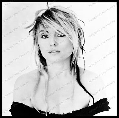 8x10 Print Deborah Harry Blondie 1979 #1011460